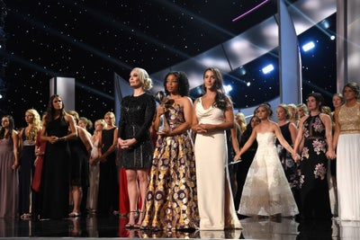 'Tonight, We Stand Here, and It Feels Like We're Finally Winning,' Say Sexual Abuse Survivors in Inspiring Speeches at ESPY Awards