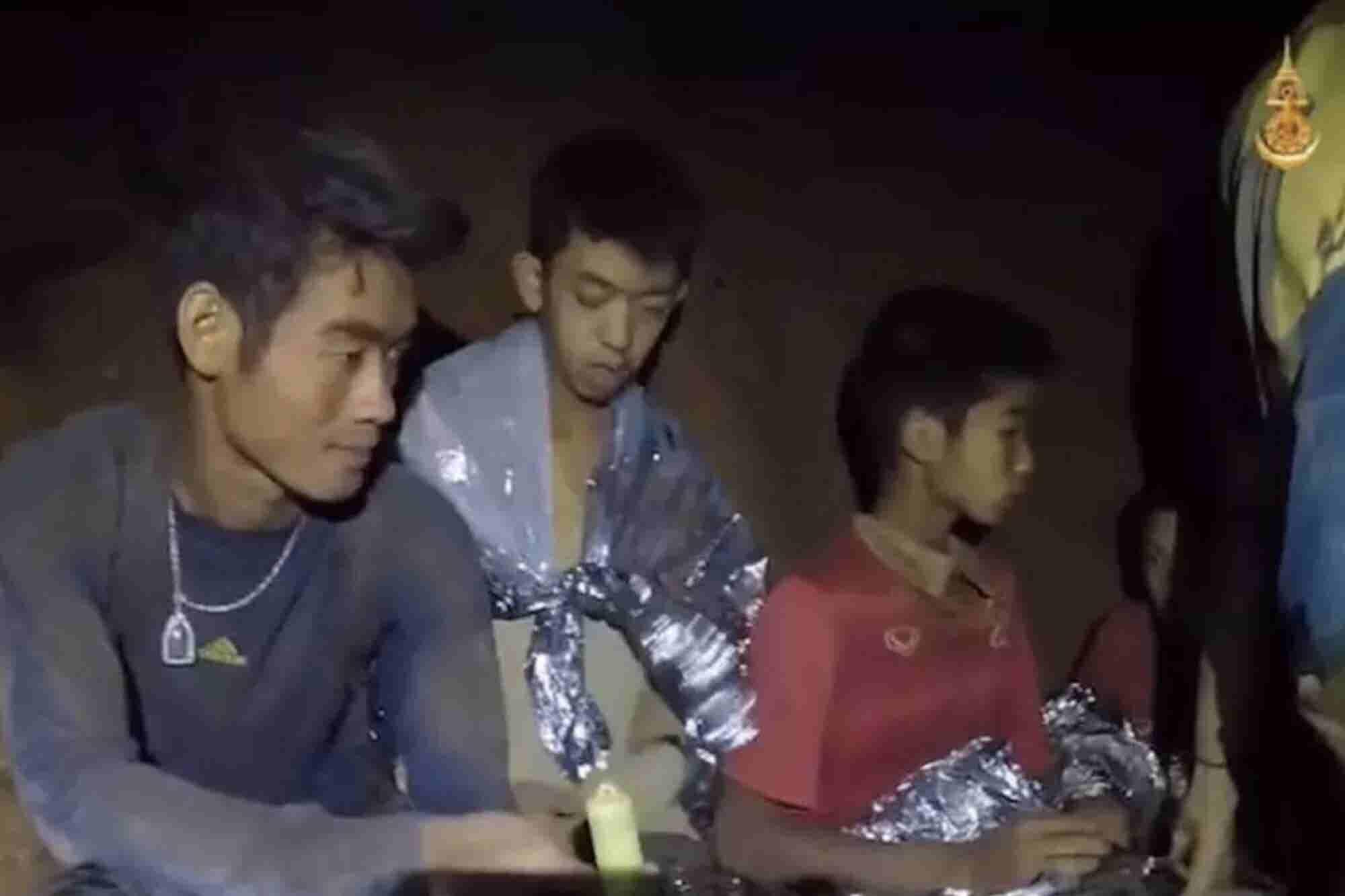 ¿Cómo sobrevivieron los jóvenes en Tailandia?