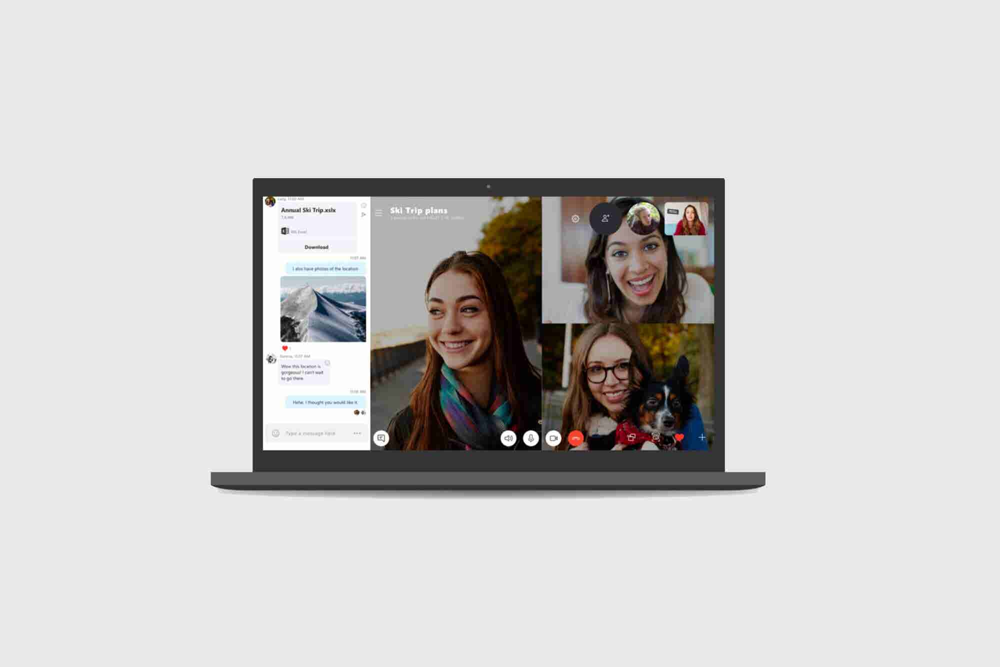Microsoft Launches Skype 8.0 With New Video and Chat Features
