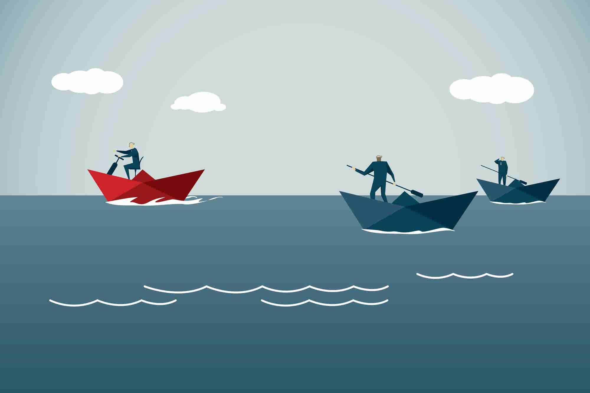 How to Keep Your Company Afloat When Investors Pull Out Just Before Cl...