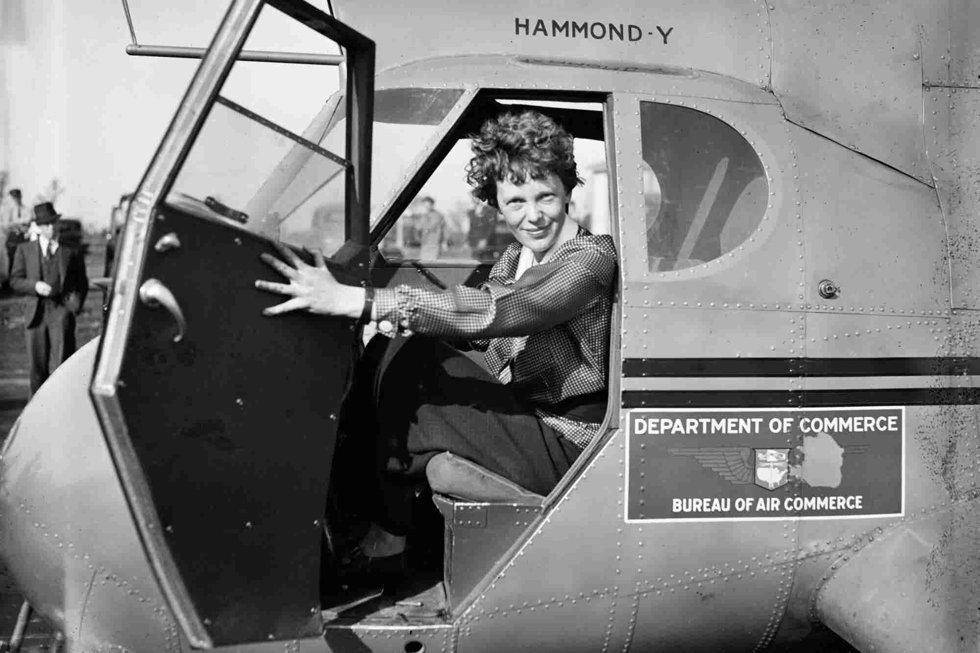 Feeling Stuck? Here Are 10 Amelia Earhart Quotes to Inspire You to Fol...