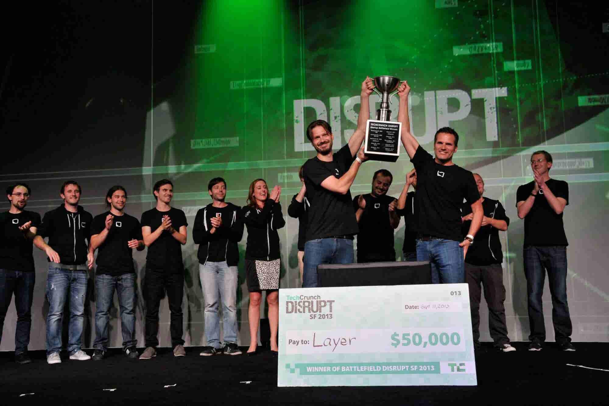 Beirut To Play Host To TechCrunch's Startup Battlefield MENA 2018