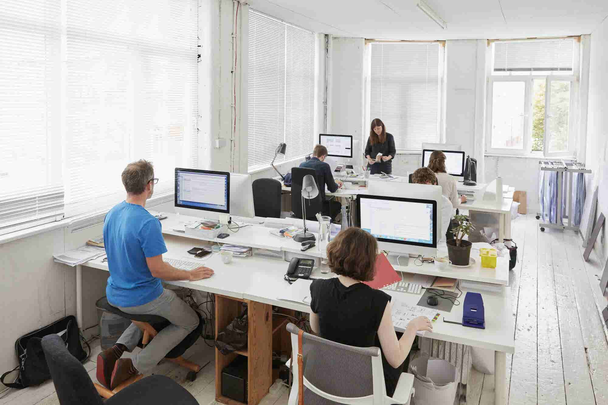 The Surprising Reason Why an Open Office Space May Not Be Great for Yo...