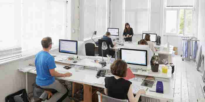 The Surprising Reason Why an Open Office Space May Not Be Great for Your Company