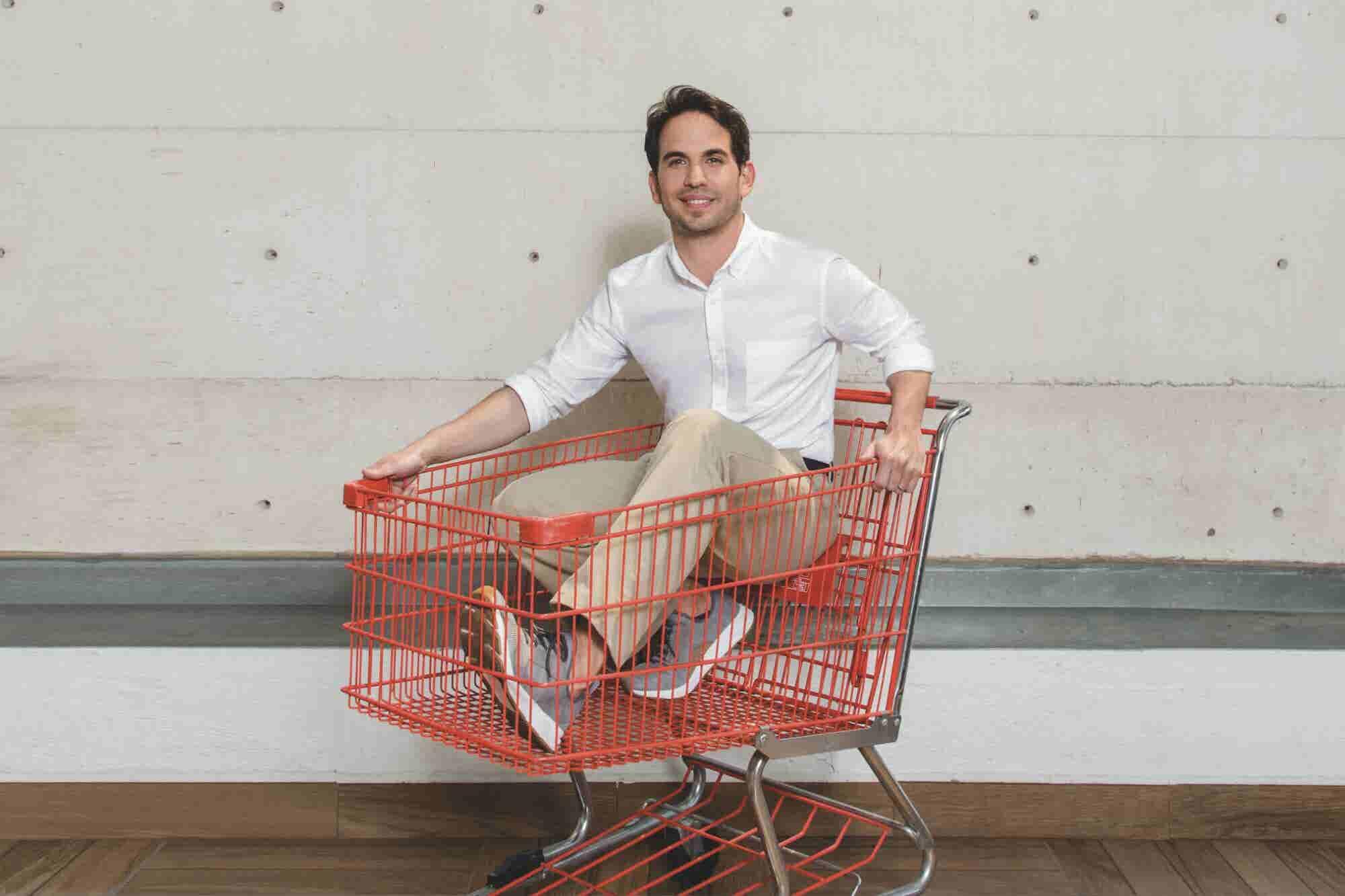 El emprendedor que conquistó Walmart y Soriana con sus botanas