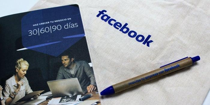 Facebook quiere capacitarte para que crezcas tu negocio