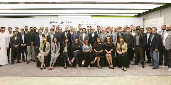 Government Entities And Startups Partner Up For The Fourth Cohort Of Dubai Future Accelerators