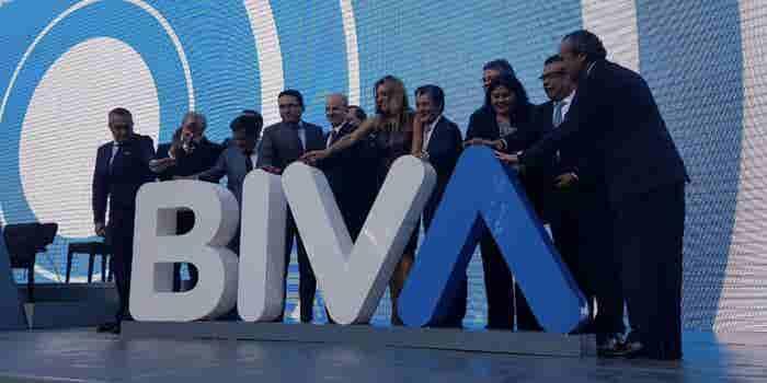 Arranca operaciones BIVA, la nueva bolsa de valores en México