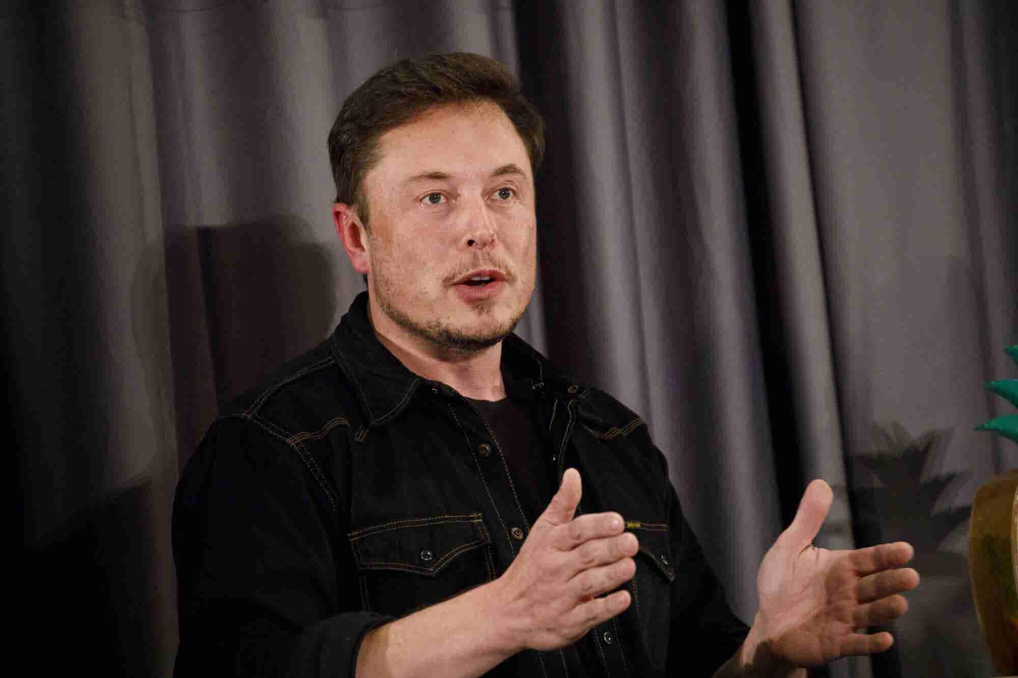 El email sobre productividad de Elon Musk que todo emprendedor debe leer