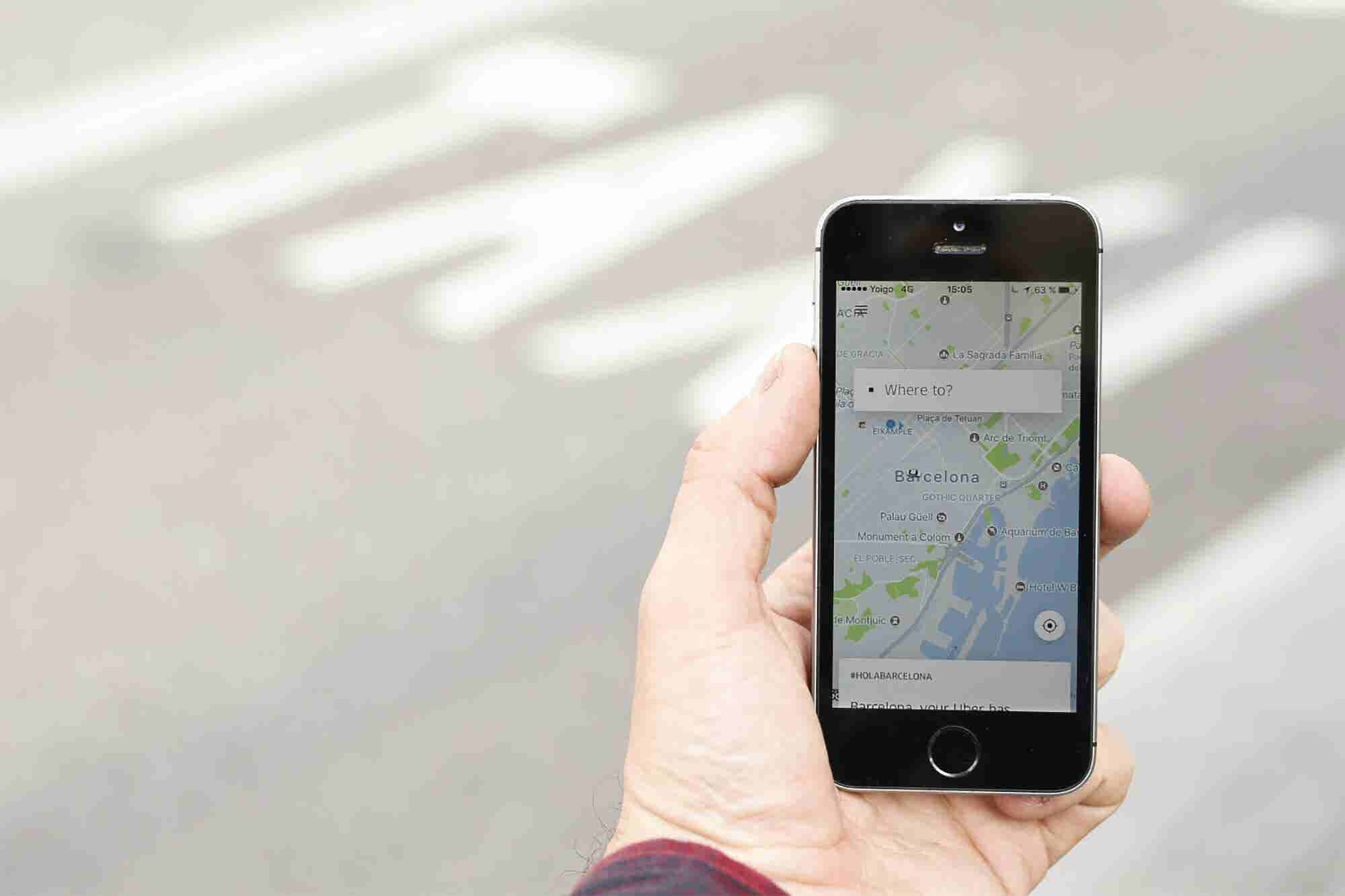 Uber Drivers Have Completed More Than 10 Billion Trips