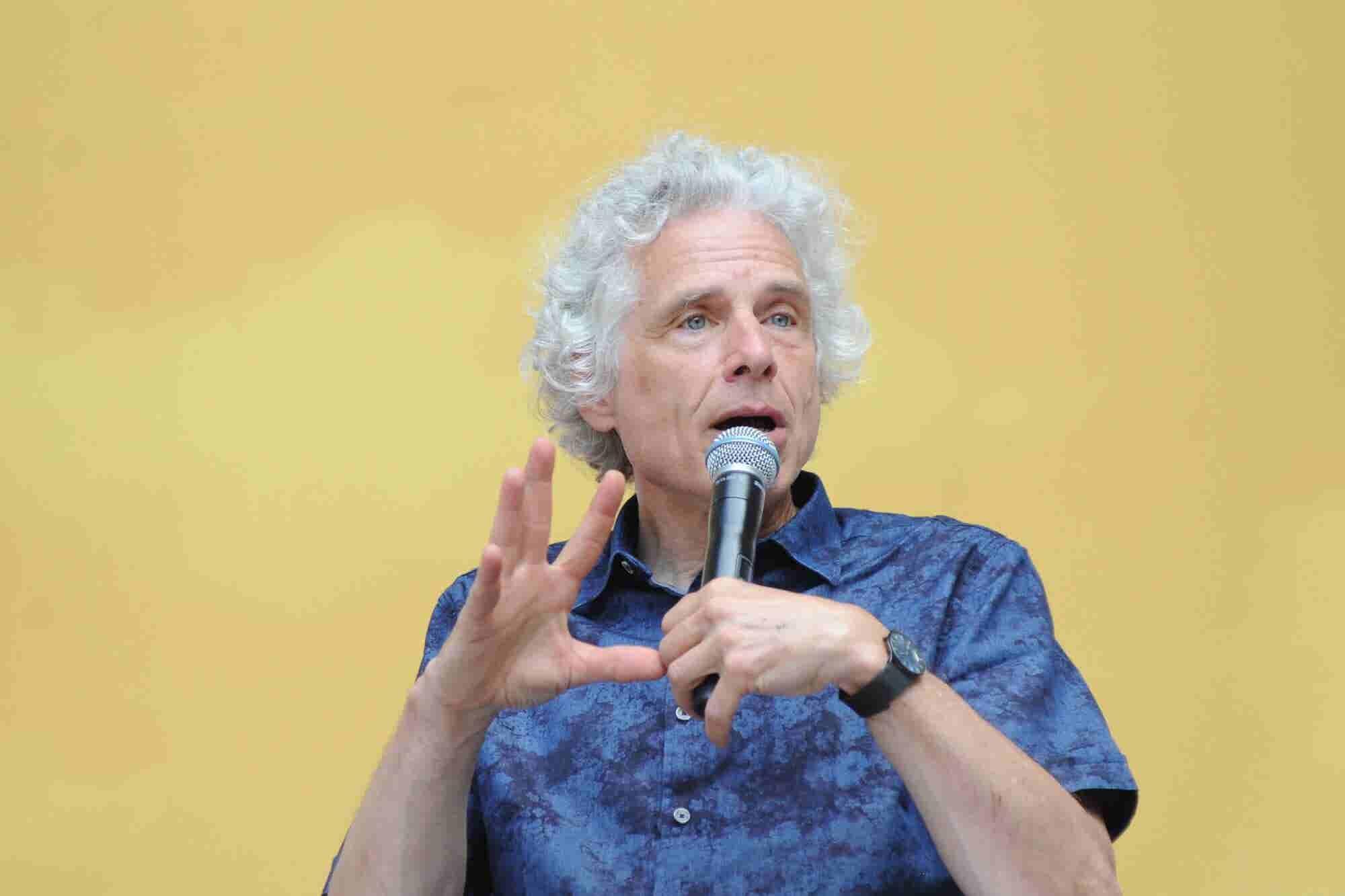 Steven Pinker, Author of Bill Gates's Favorite Book, Says Entrepreneur...