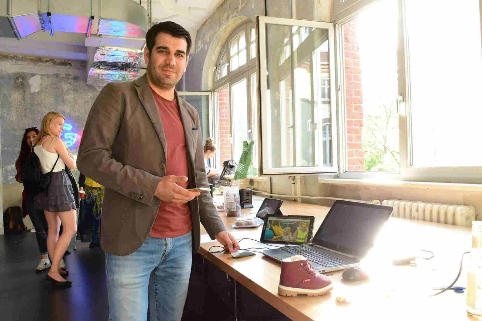 Wearables For Kids: Syrian Entrepreneur Raafat Hantoush, Co-Founder, Bote, Can Help You Track Your Children