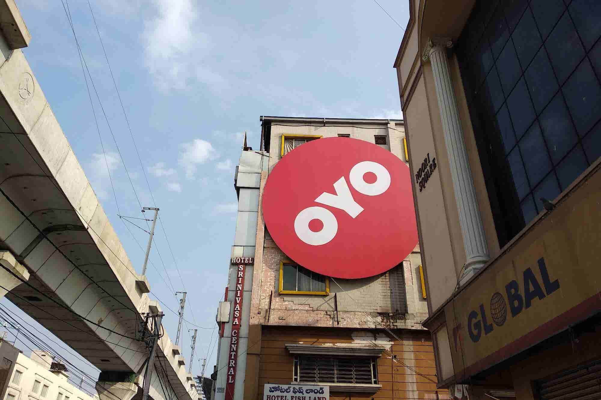 OYO CEO's Eyes Clearly Set on the Future: Spearhead the Hotel Sector b...
