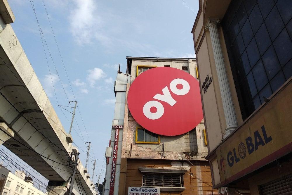 OYO's Japanese Rendezvous