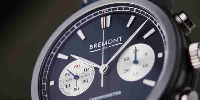 The Executive Selection: Bremont