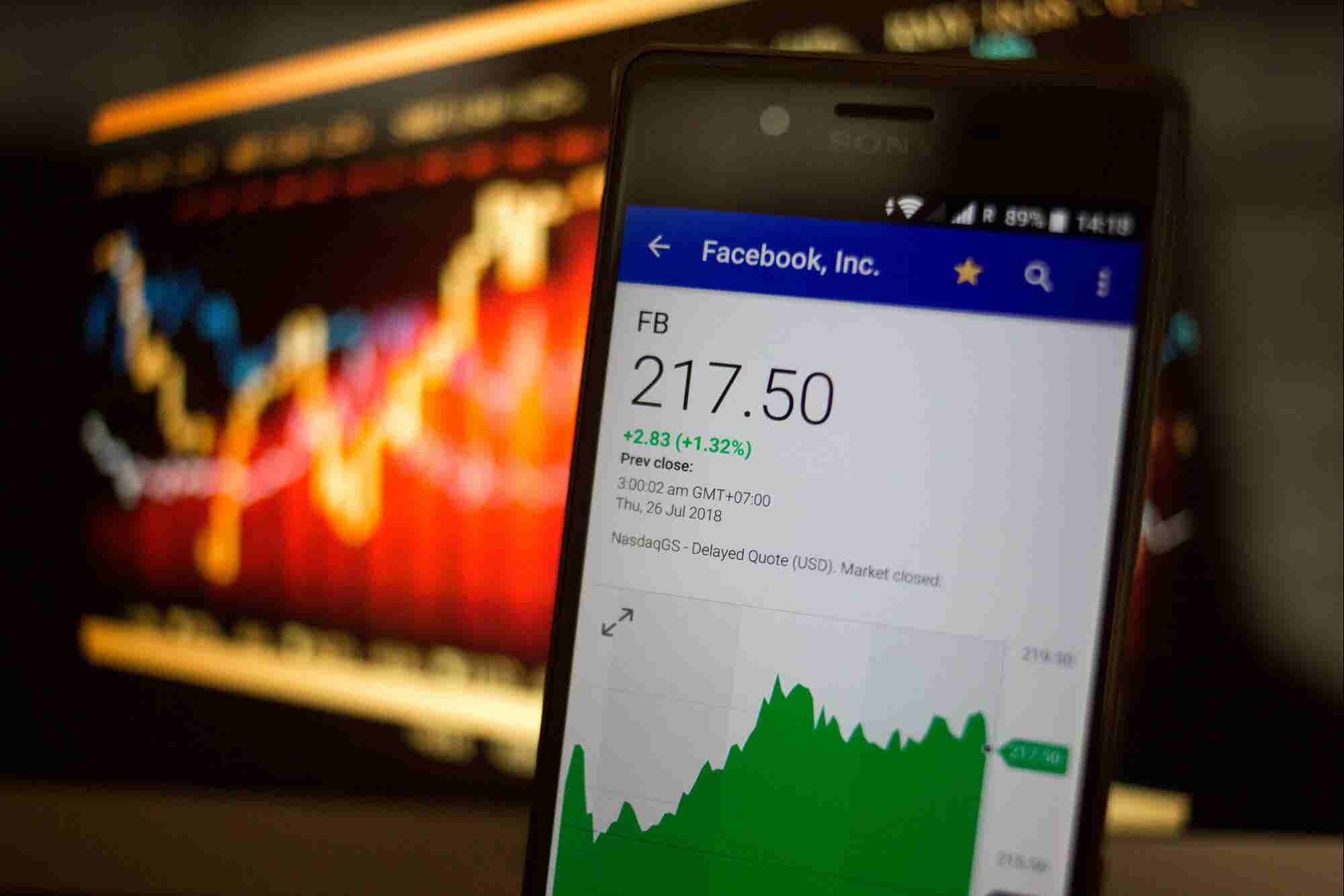 Facebook's Stock Tanks and the 'Fortnite' Founder Is Now a Billionaire...