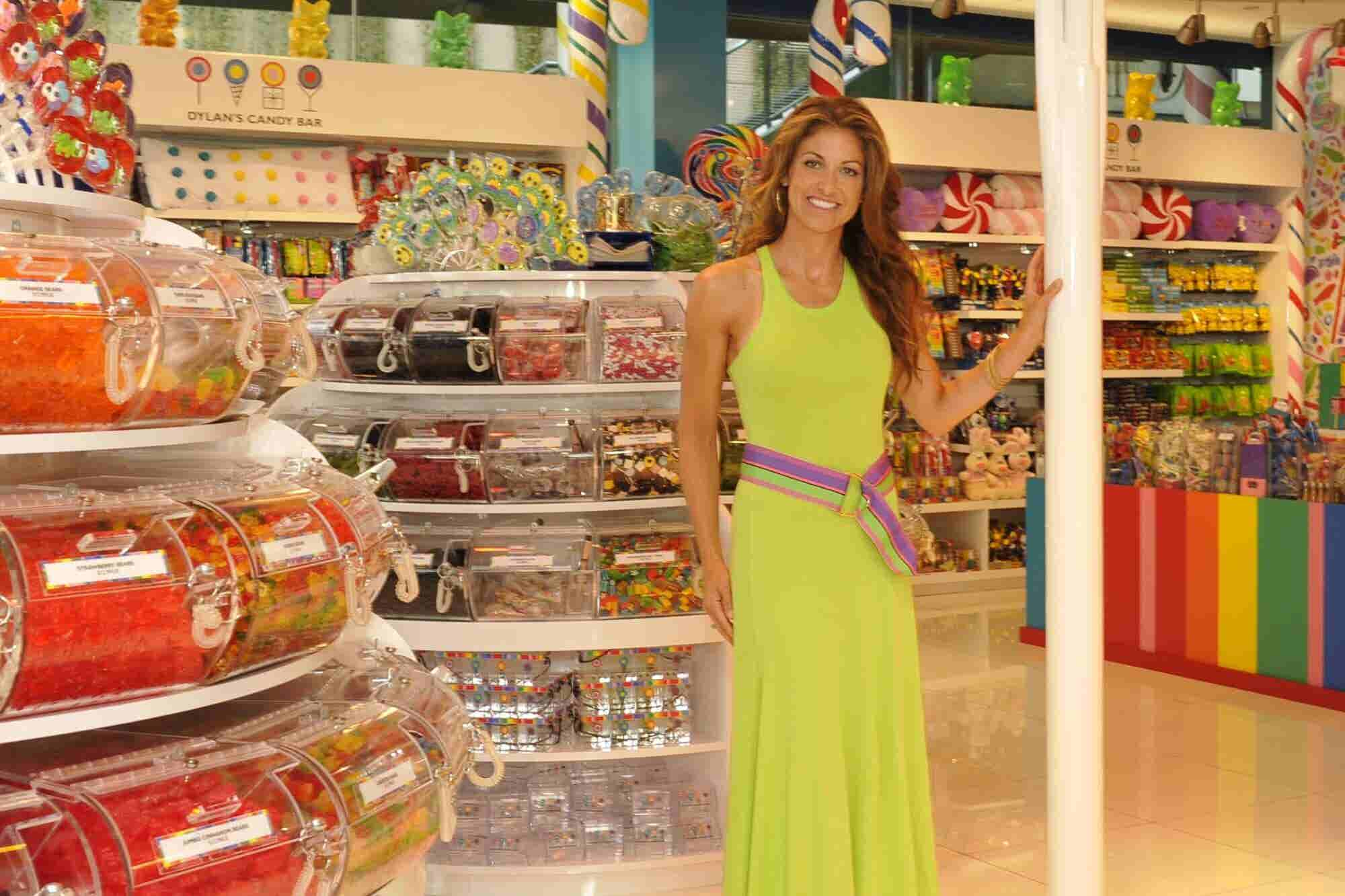 A Sweet Day in the Life of Dylan Lauren, the Founder of Dylan's Candy...