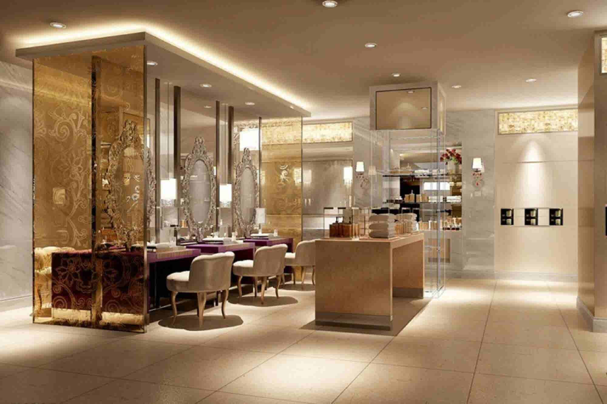 Why Better Interior Attracts More Customers in Beauty Business