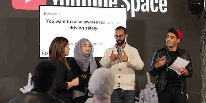YouTube NextUp Wants To Nurture The Emerging Creator Community In The Arab World