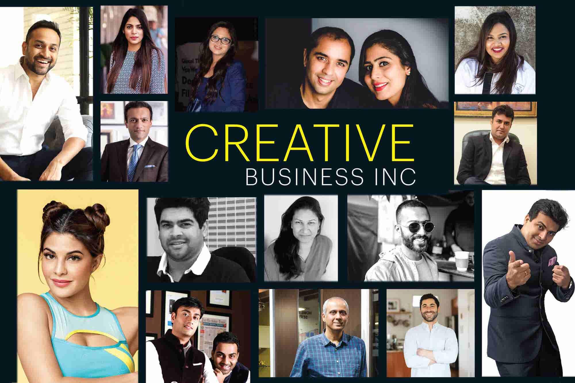 15 Entrepreneurs Share the Secrets of Their Creative Life