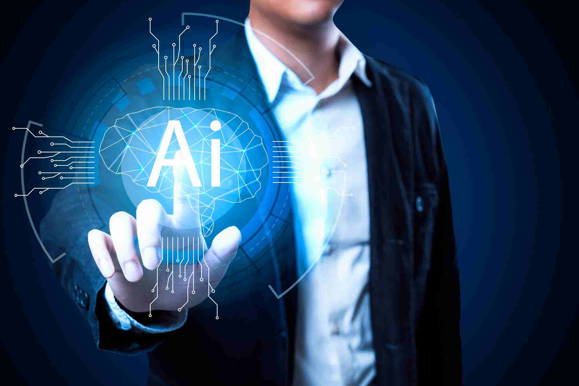 3 Forward-Looking Mindsets Entrepreneurs Need to Have About AI