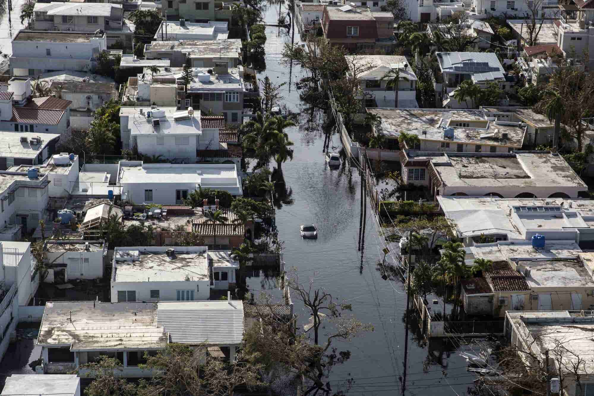 How Our Growing Tech Company Stayed Open During Hurricane María