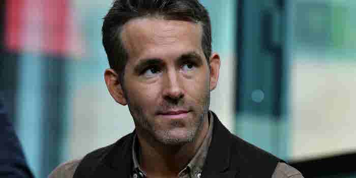 Ryan Reynolds May Star in a Movie Called 'Stoned Alone'