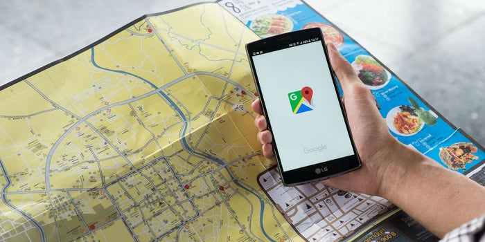 Google sigue cada uno de tus pasos y así puedes ver tu propio mapa