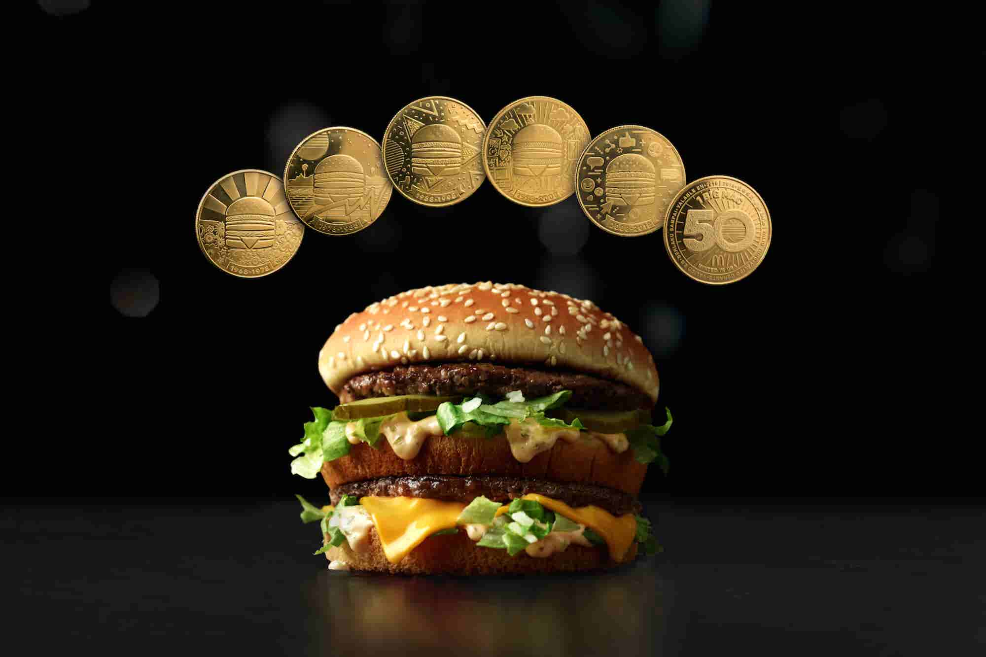McDonald's Launches MacCoin. 3 Things to Know Today.