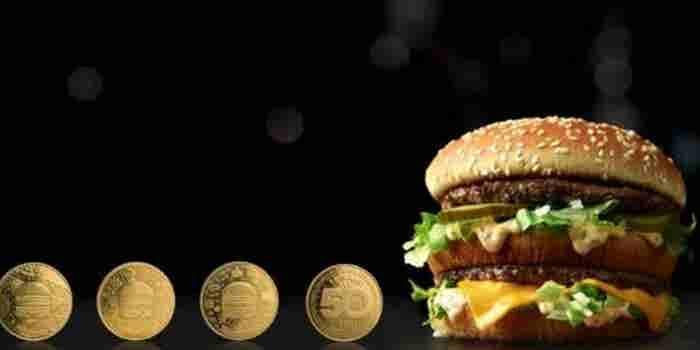 ¡Olvídate del bitcoin! McDonald's estrena su moneda internacional MacCoin