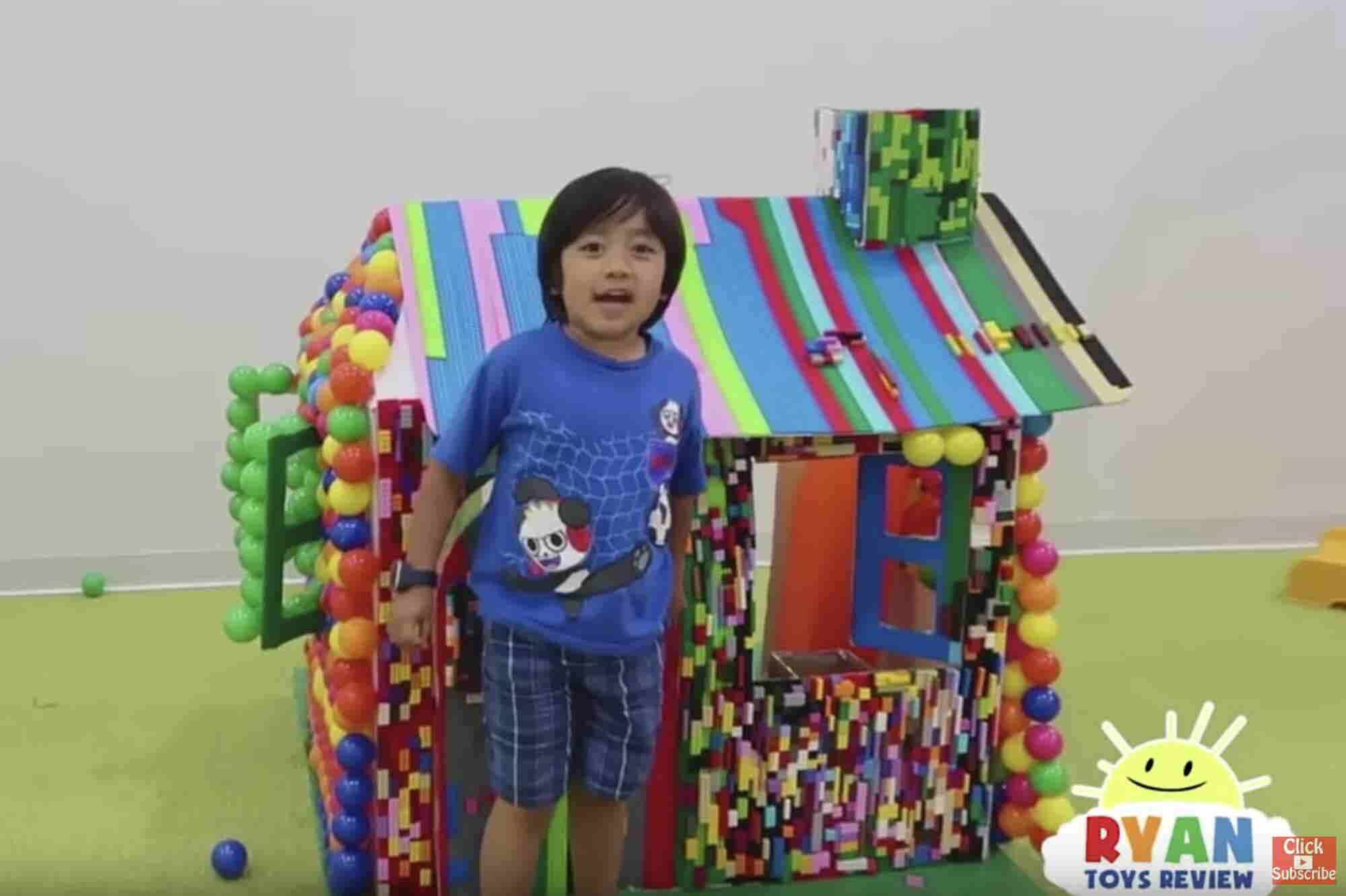 Youtuber de 6 años tendrá línea de juguetes en Walmart