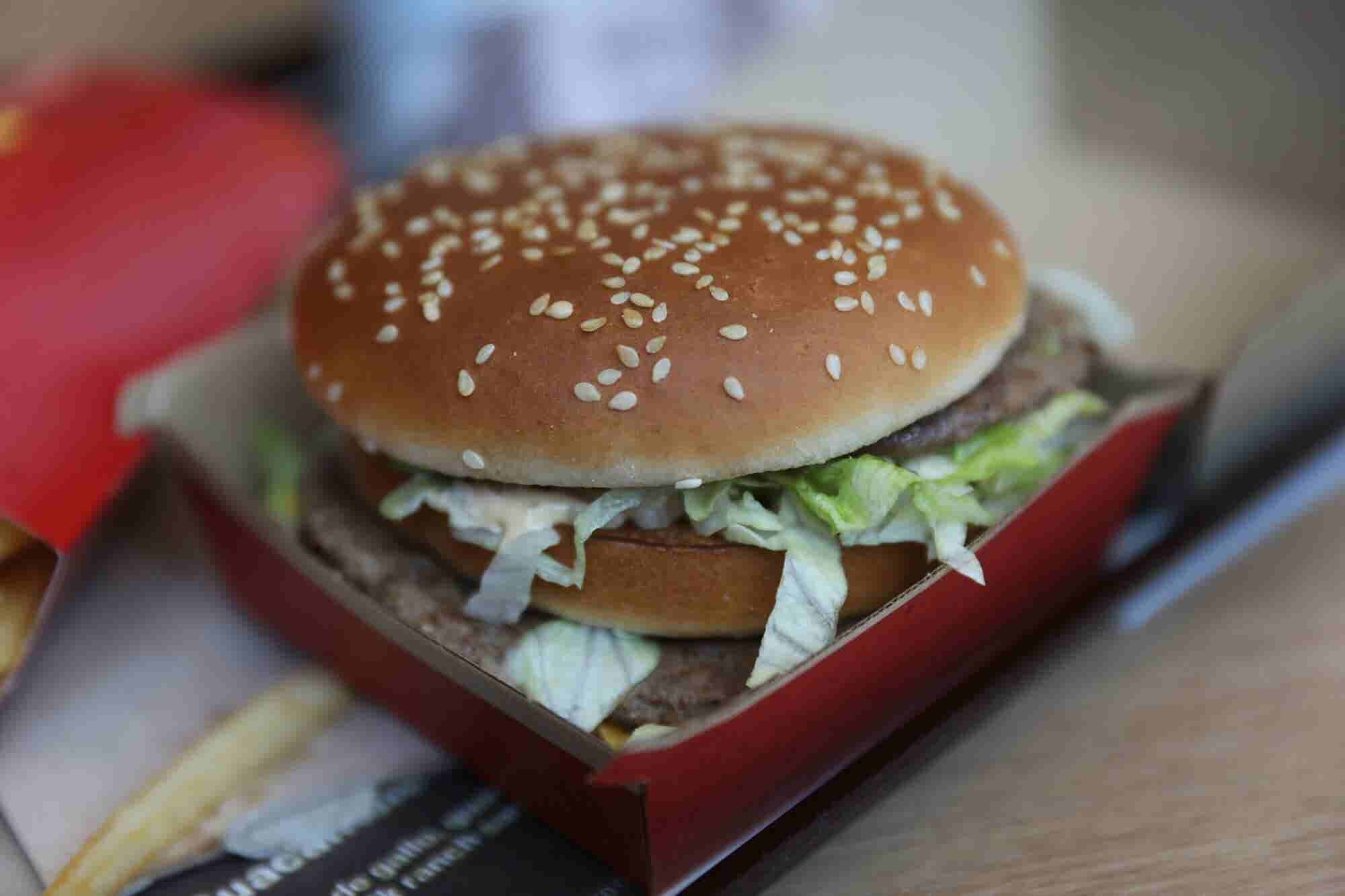 The Great Grandson of the Big Mac's Creator Becomes McDonald's First 4...