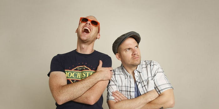 meet the two youtubers behind epic rap battles of history which has