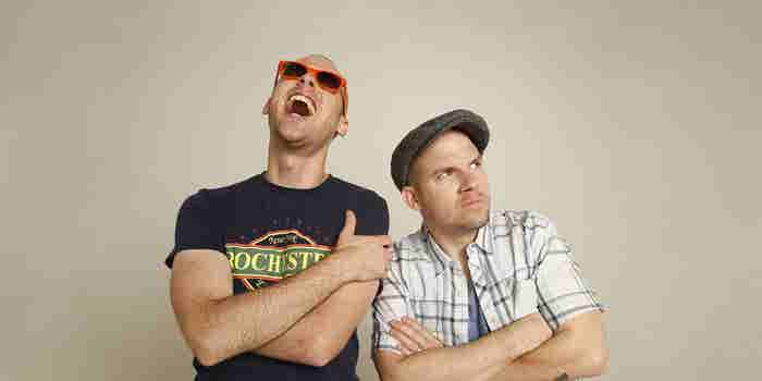 Meet the Two YouTubers Behind Epic Rap Battles of History, Which Has Racked Up More Than 2.9 Billion Views.