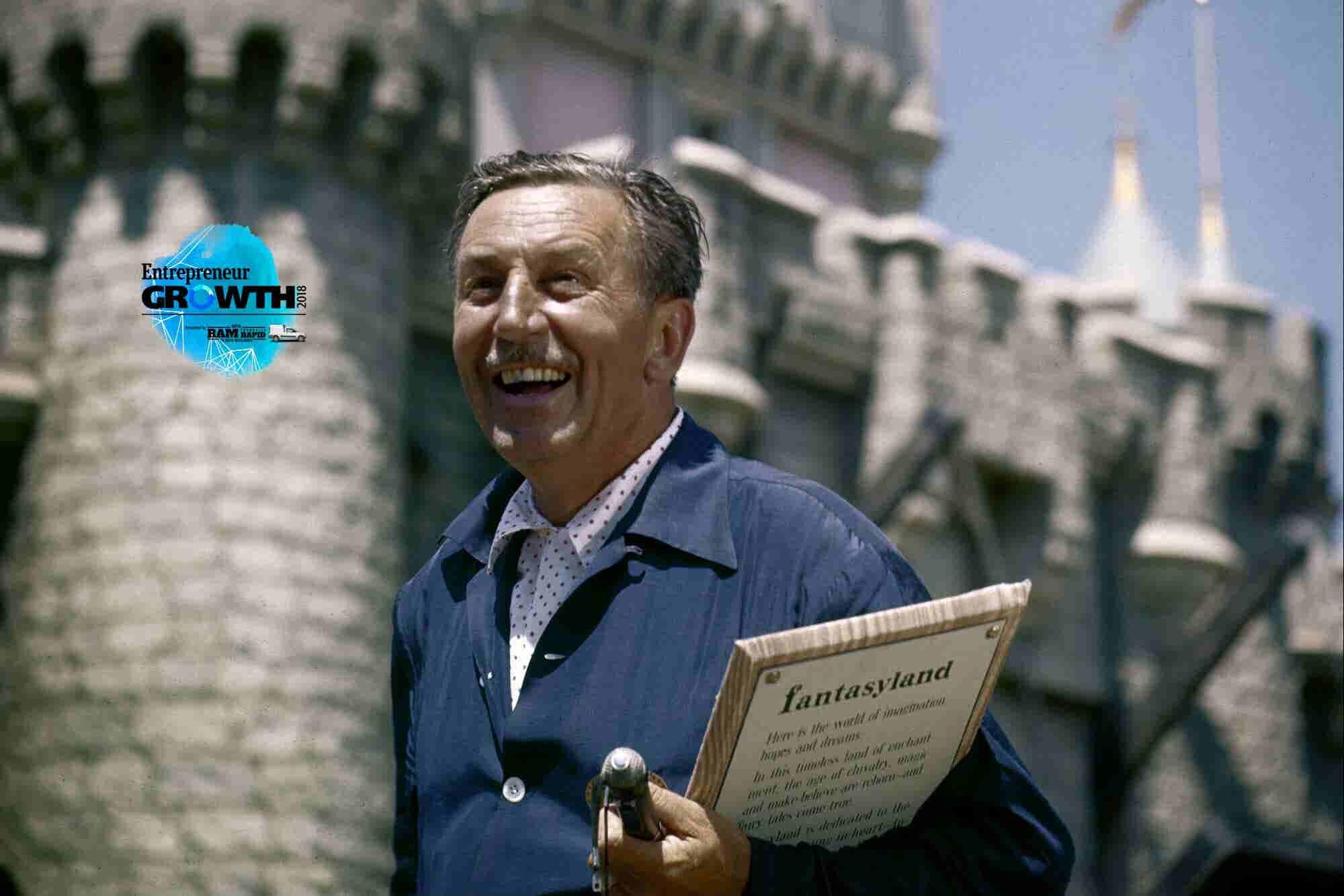 Cualquiera puede innovar como Walt Disney si sigue este simple proceso