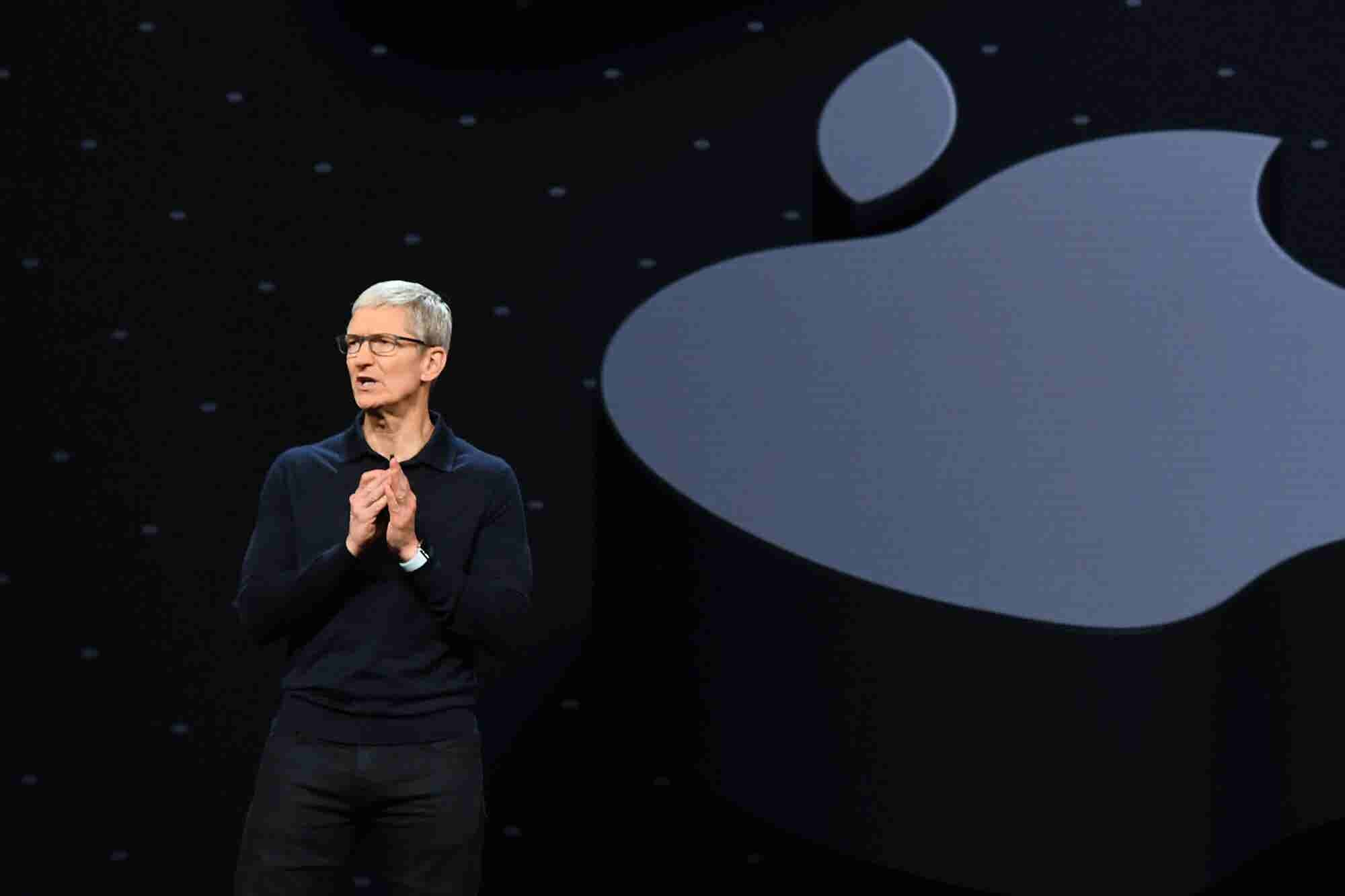 Apple Nears $1 Trillion -- and the Potential to Make History. 3 Things...