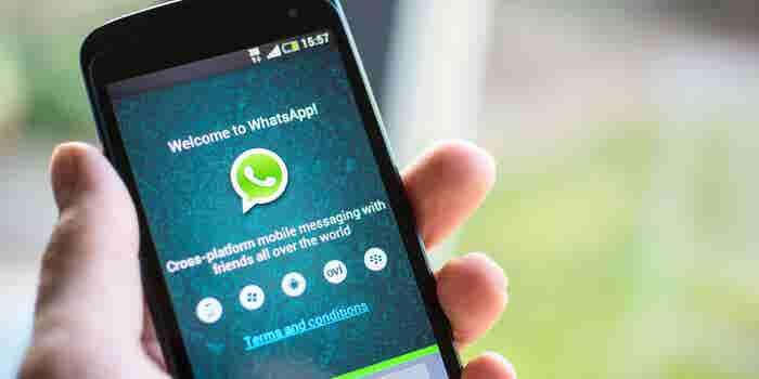 WhatsApp permite a sus usuarios desactivar su cuenta en caso de robo o extravío