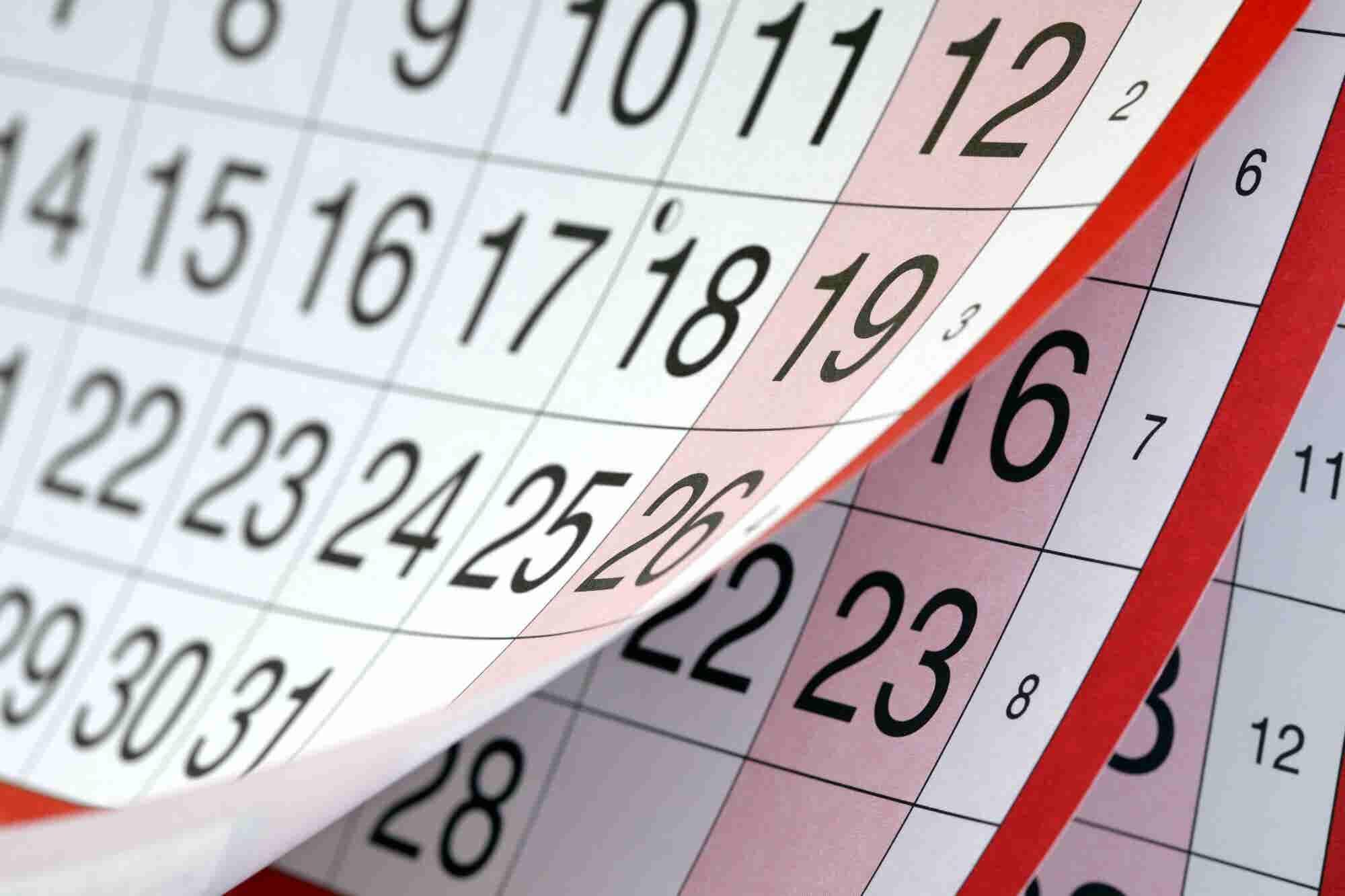 ¡Prepara tu negocio con el regreso a clases! Este es el calendario escolar SEP 2018-2019