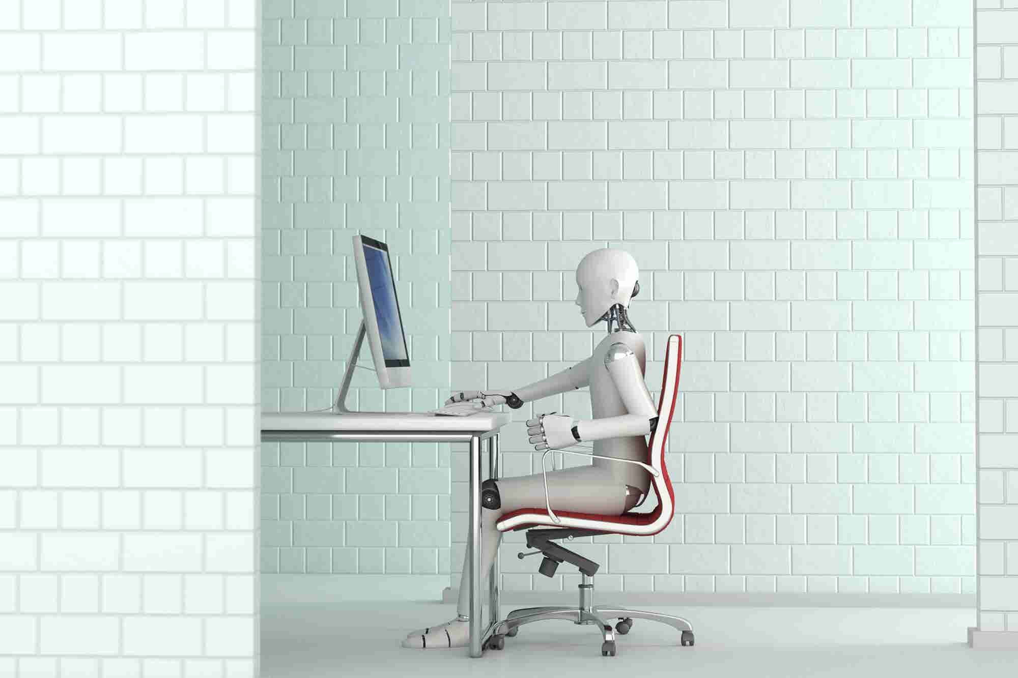 Should You Hire a Person for That Marketing Job or Buy a Robot?