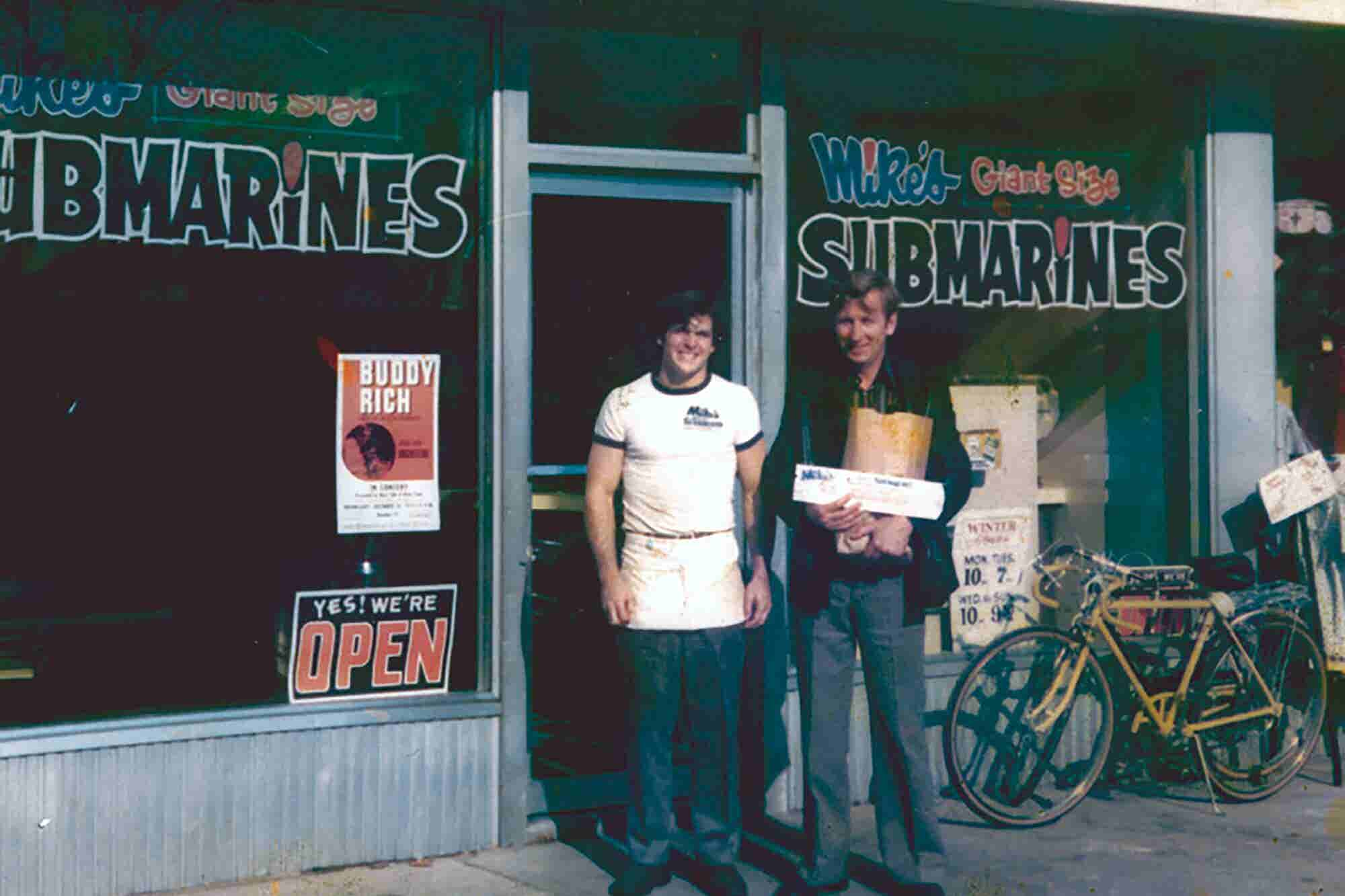 After Nearly Going Bankrupt, How Franchise Jersey Mike's Fought Back and Won