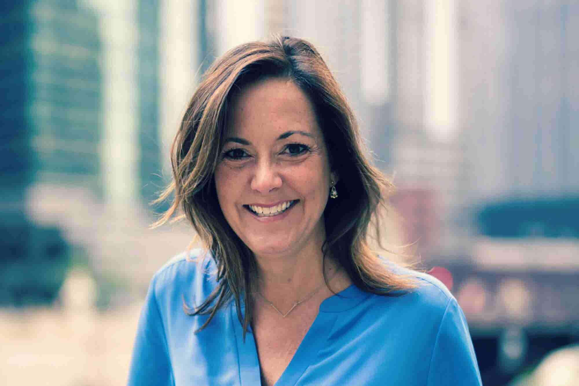 'It's Never Too Late' to Become a Bolder, Braver Version of Yourself, Says This C-Suite Executive -- Here Is Her Strategy.
