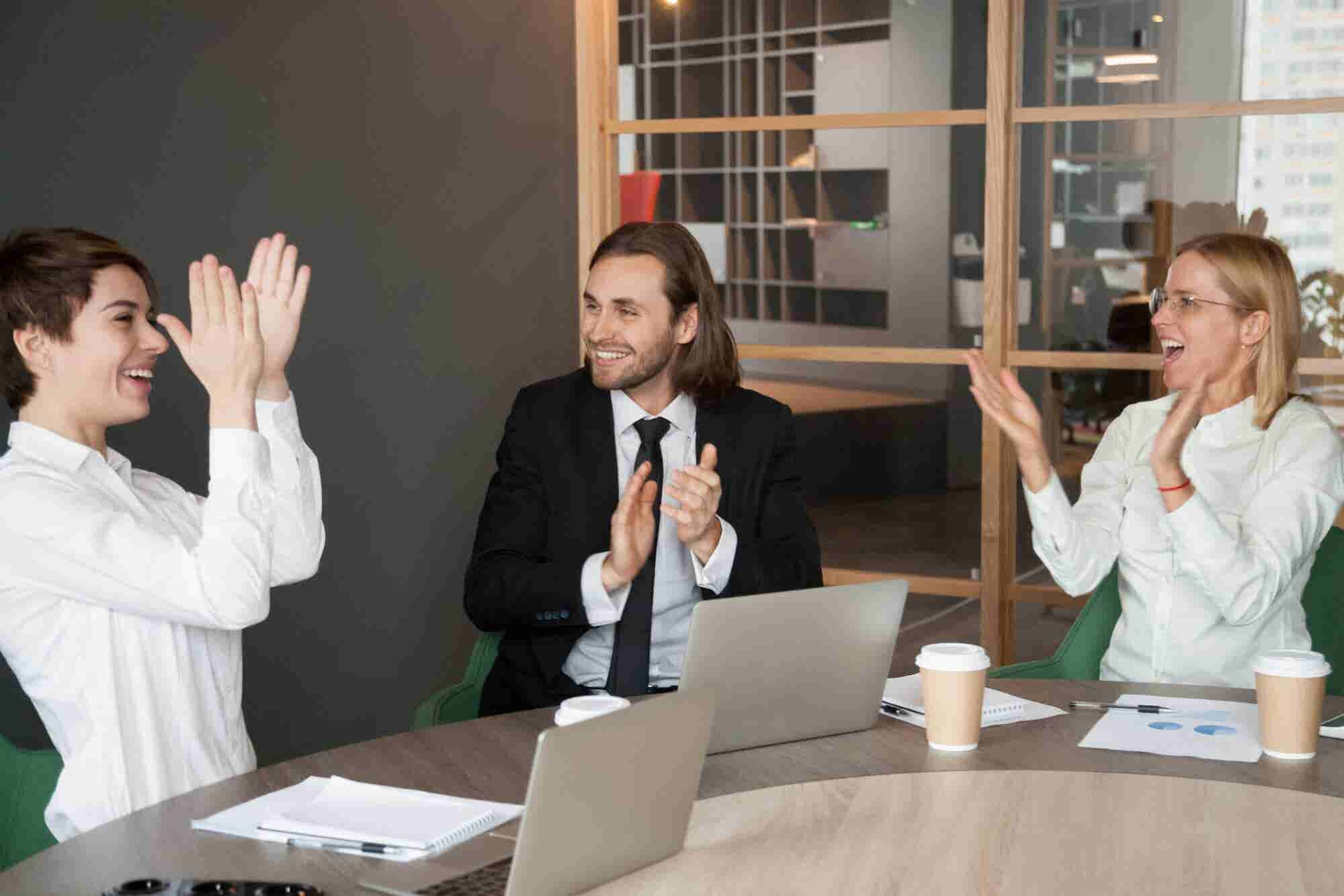 Want Motivated Employees? Show Them a Little Appreciation.