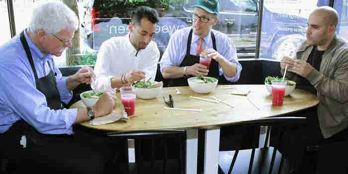 A Brutal Performance Review Helped Sweetgreen's CEO Manage Everything Better