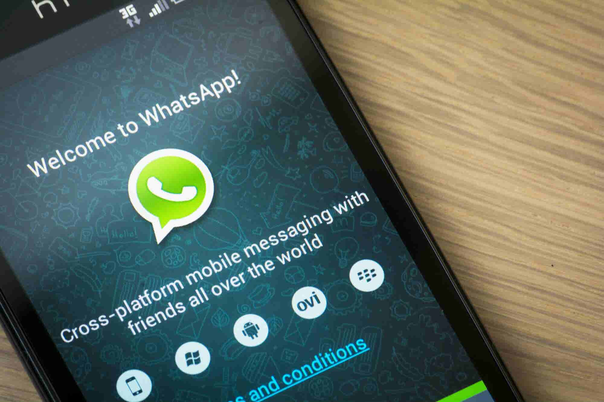 Estas son las novedades de WhatsApp Business