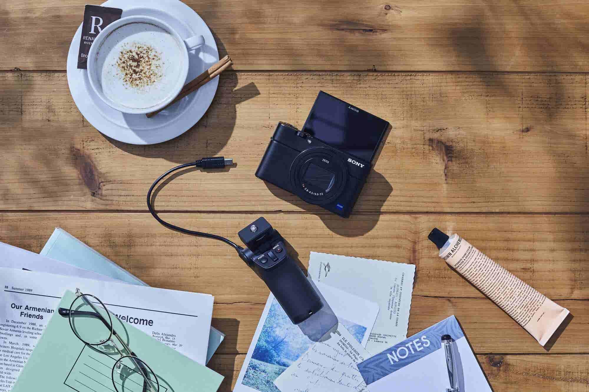 Picture Perfect: Sony RX100 VI