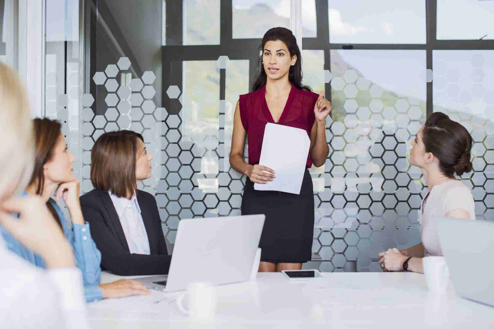 How Women Should Be Championing Female Leadership, Post #MeToo