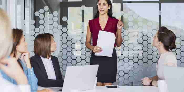 How Women Should Be Championing Female Leadership, Post #MeToo