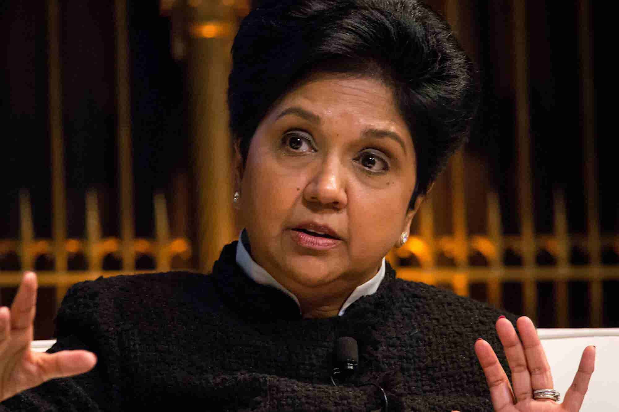 Indra Nooyi to Step Down as Pepsi's CEO. 3 Things to Know Today.
