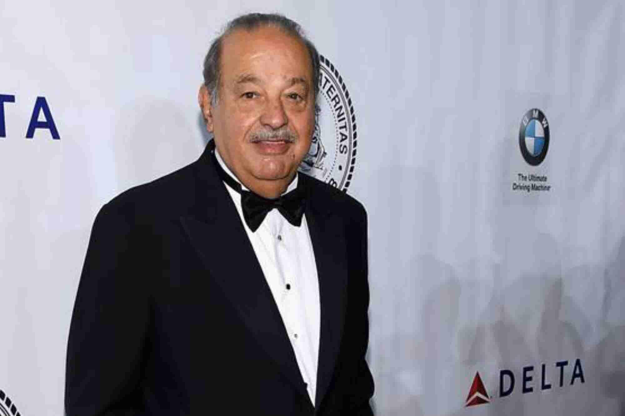 'Carlos Slim es un ejemplo en México': López Obrador