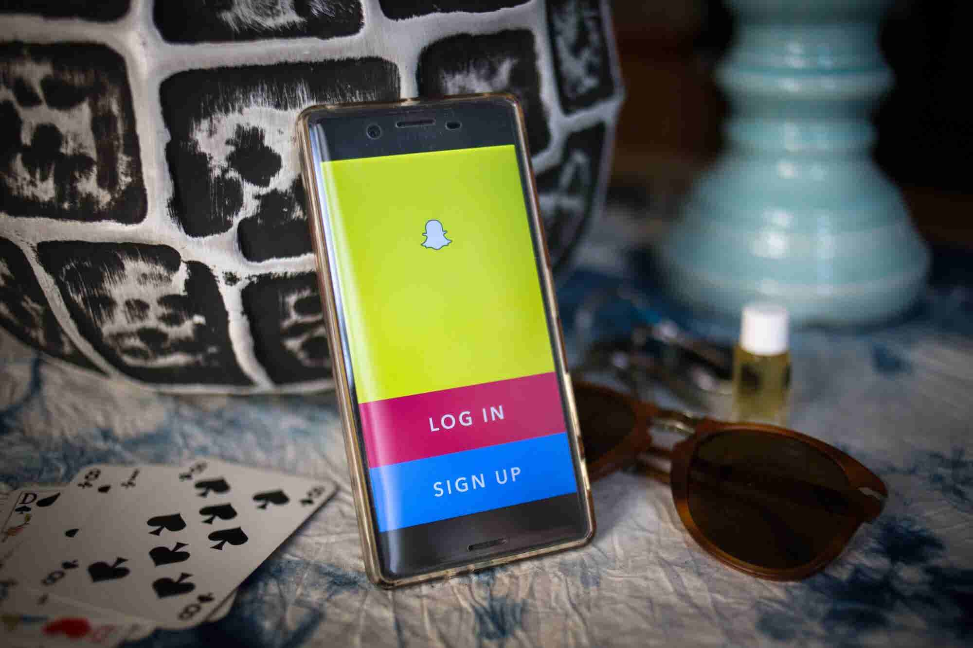 Leave Your Competition in the Dust With These Snapchat Marketing Strategies